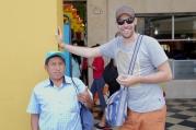 Andi und der kleine Peruaner