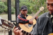 Gitarrenduo in Barranco
