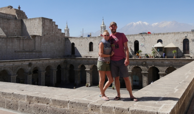 Arequipa – Between street food and some other lucky charms