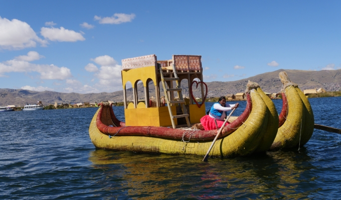 Puno – The floating islands
