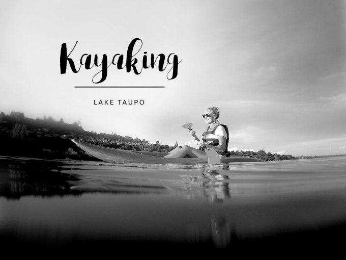 Taupo – Jetzt fahr´n wir über´ n See, über´n See…