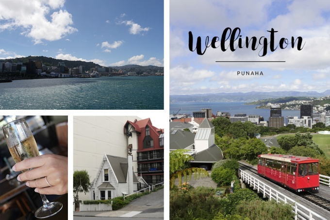 Wellington – City of surprises