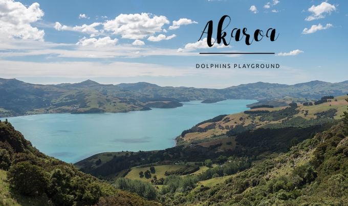 Gem on the eastern tip of New Zealand – Akaroa